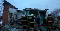 Из-под завалов взорвавшегося здания на птицефабрике под Омском достали тело рабочего