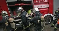 В Омске на пожаре погибли три человека