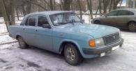 В Омске задержали пьяного водителя «Волги», которого ранее уже лишили прав
