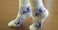 На Масленицу омички устроят забег в шерстяных носках