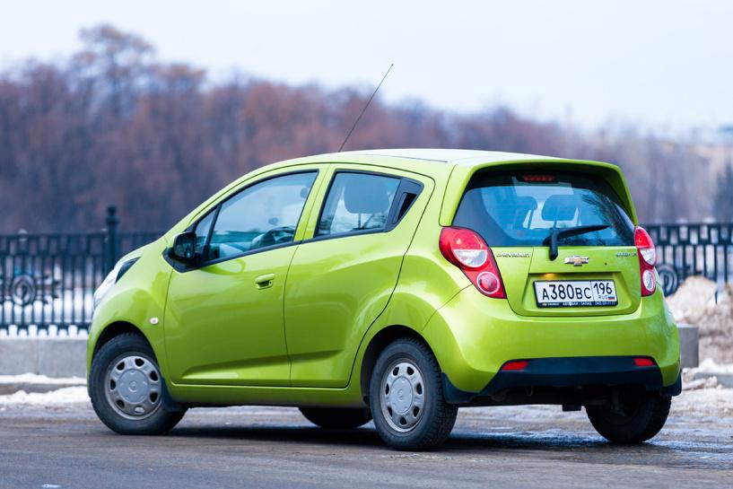 Личный опыт: Евгений Летов и Chevrolet Spark