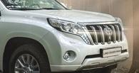 В Омске начались продажи обновленного Toyota Land Cruiser Prado