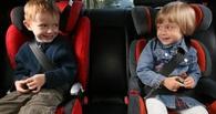 В Омске будут раздавать детские автокресла бесплатно