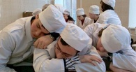 Студенты-медики из Казахстана постажируются в Омске