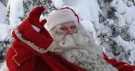 Выходные по-омски: богатыри, Дед Мороз и зимний дрифт