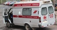 В Омске Toyota протаранилa «ГАЗель» у «Континента»: двое пострадали