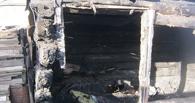 В Омской области мужчину придавило крышей сарая