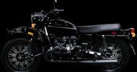 Голливудский блокбастер и шотландский актер раскрутили ирбитские мотоциклы