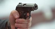 В Омске мужчина ограбил алкогольный магазин, угрожая пистолетом