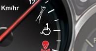 На трассе в Омской области иномарка врезалась в фуру: водитель погиб