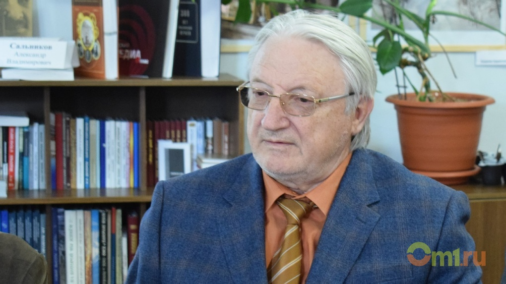 Валерий Трушляков: «В отсутствии мозгов в Омске виноват Гитлер»