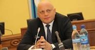 Назаров низко пал в медиарейтинге губернаторов за сентябрь