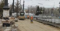 Подрядчик: парковок на Любинском проспекте нет и не будет