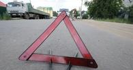 В Омске пьяный бесправный водитель въехал в грузовик и погиб