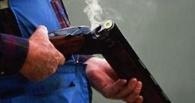 В Омской области охотник случайно прострелил другу ногу