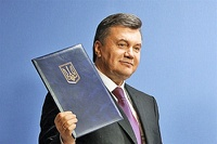 Президент Украины согласился изменить конституцию
