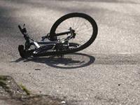 В Омской области от столкновения с машиной погиб велосипедист
