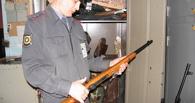 Омича оштрафовали за хранение ружья без разрешения