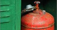 В Омской области в частном доме взорвался баллон с газом