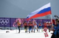 Мужская сборная России по лыжным гонкам завоевала серебряную медаль в эстафете