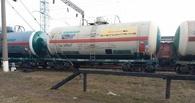 Украинские радикалы начали блокировать железнодорожные станции на магистрали Москва — Киев