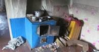 Сгоревшие в Омской области малыши перед смертью ели спички