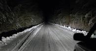 Только что в Омской области на трассе Шербакуль-Марьяновка произошло серьезное ДТП с фурой