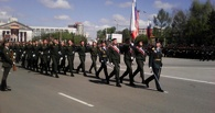 LIVE: онлайн-трансляция парада Победы в Омске