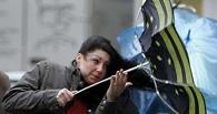 Спасатели предупреждают о сильном ветре в Омске