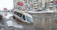 Омичи готовятся провести митинг «Омск — город без дорог»