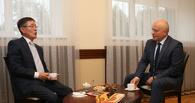 Губернатор Назаров обсудил классическую музыку с генконсулом Республики Корея