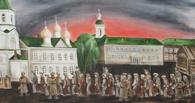 Заключенные колоний «написали» жизнь в омском остроге