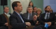 «Мы не только ругаемся, но и кое-что делаем»: Дмитрий Медведев — о Сирии, Украине и свободе слова