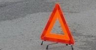 В Омске в аварии погиб водитель отечественного автомобиля