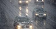 ГИБДД призывает омских автолюбителей к осторожности в плохую погоду