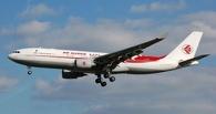 В Нигере рухнул самолет алжирской авиакомпании