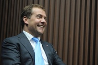 Медведев отказался конкурировать с Путиным на следующих выборах