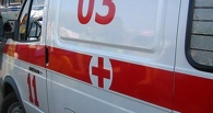 В Омске ребенок переходил дорогу не по «зебре» и попал под колеса