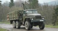 В Омской области в аварии погиб водитель Урала