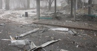 В Омской области BMW врезался в остановку рядом со школой