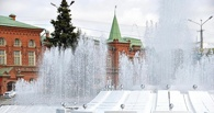 Омские фонтаны начнут работать 8 мая