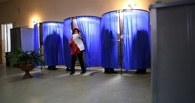 На избирательном участке, где голосует губернатор Назаров, танцуют брейк-данс под «черный рэп» (ФОТО)