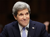 Джон Керри сменит Хилари Клинтон на посту главы Госдепа