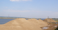 Предприятие незаконно использовало охраняемую зону Иртыша, хранив там добытый песок
