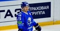 КХЛ дисквалифицировала Дамира Рыспаева на пять матчей