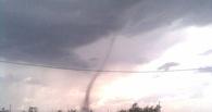 Метеорологи объяснили появление смерча в Омской области