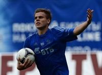 Лучшим футболистом чемпионата России назван Александр Кокорин