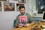 Автор вселенной «Метро» Дмитрий Глуховский побывал в гостях у Om1.ru