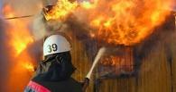 В Омске в результате пожара погибли дети: годовалый мальчик и 4-летняя девочка