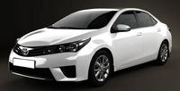 В сеть попали фотографии Toyota Corolla нового поколения